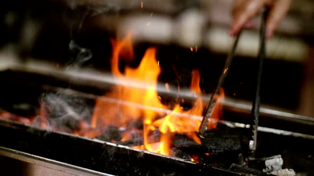 Slow Motion : Fire Flames video