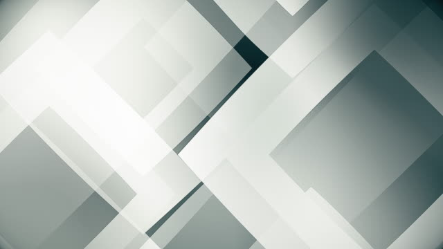 slow motion of toned geometric shape video