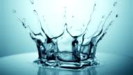 istock Slow motion water drop splash 477073369