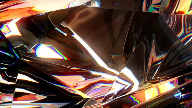 slowly rotating diamond - loopad bild bildbanksvideor och videomaterial från bakom kulisserna