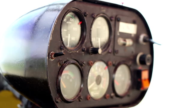 Small Plane Flight Instruments video
