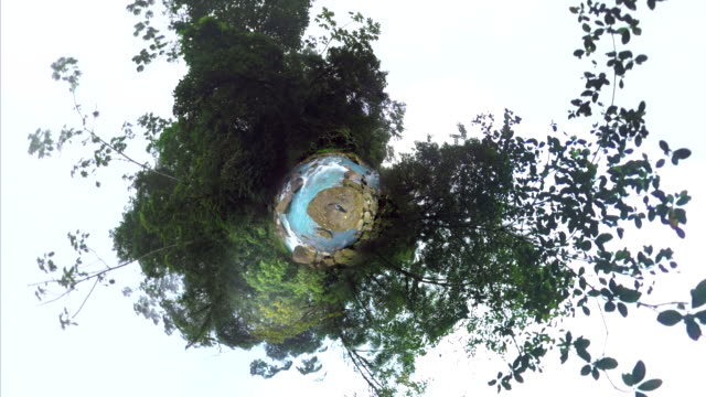 Small Planet Effect of Rio Celeste video