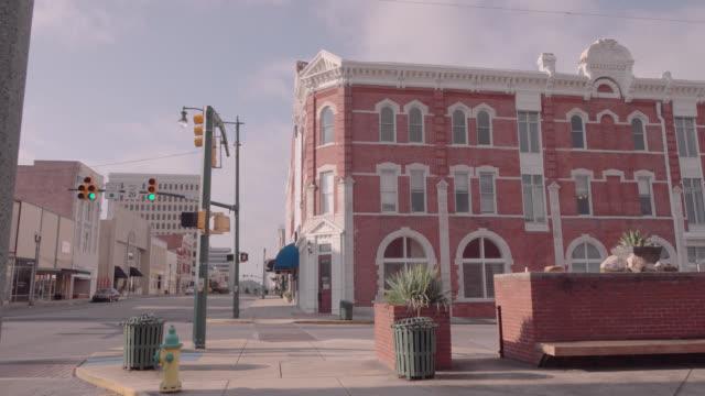 küçük kasaba amerika - alabama stok videoları ve detay görüntü çekimi