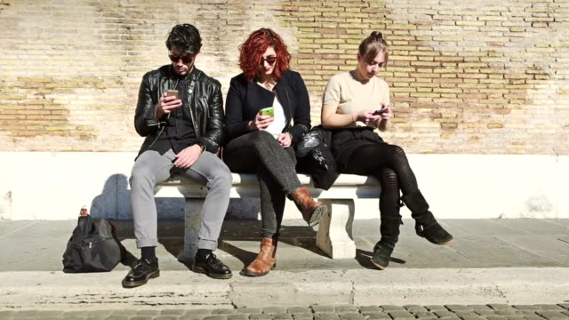 Smartphone addiction video