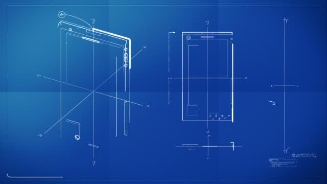 Smartphone Blueprint video