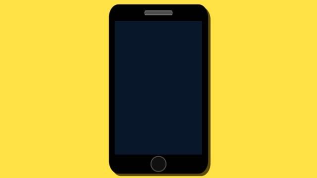 Smartphone modern communication glowing blue screen Smartphone modern communication glowing blue screen multimedia stock videos & royalty-free footage