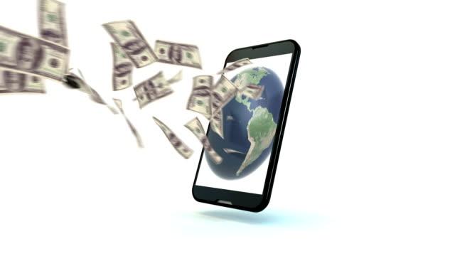 Smartphone Money video
