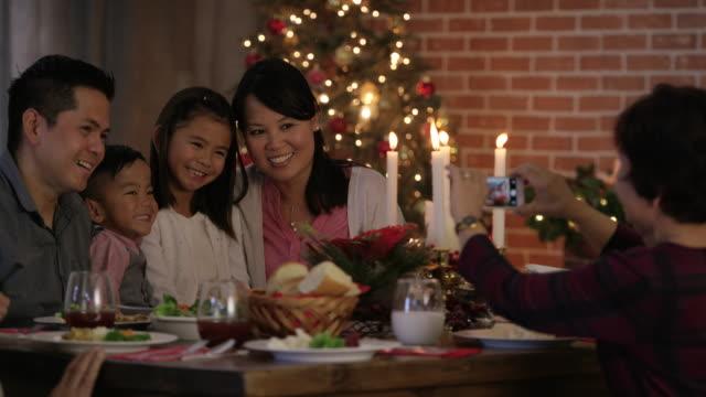 Smiles on Christmas video