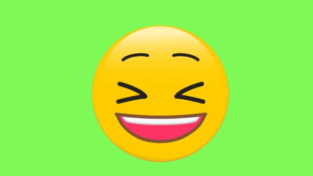 Smiling Face Emoji Stock Video - Download Video Clip Now - iStock