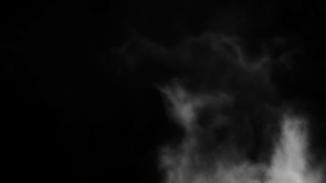 Smoke and atmospheric effects for video editor, compositions.