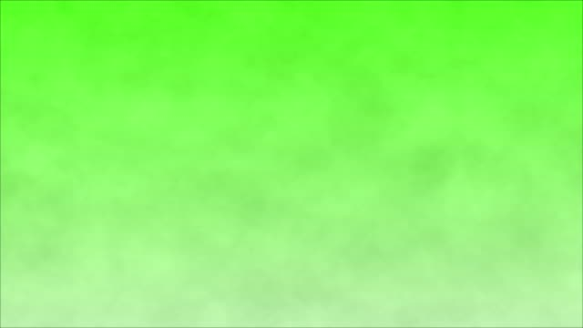 vídeos de stock e filmes b-roll de smoke on a green screen background, chroma key - vapor