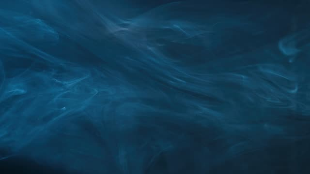 Smoke on black. Abstract Background video
