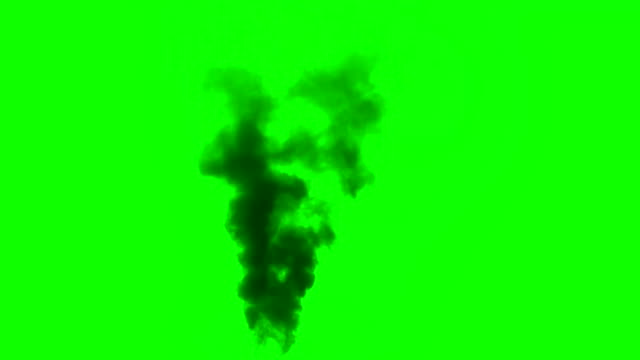 vídeos de stock e filmes b-roll de smoke over fire - cinza