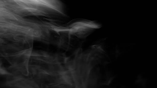 smoke patterns - d'atmosfera video stock e b–roll