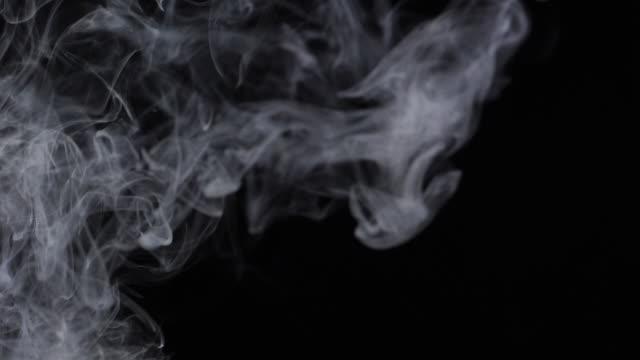 duman buharı. - smoke stok videoları ve detay görüntü çekimi