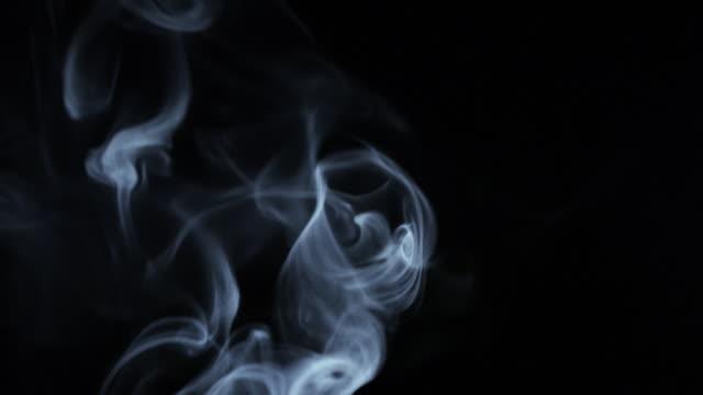 Smoke. Vapour video