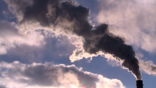 smoke smoke from the chimney pipe connector stock videos & royalty-free footage