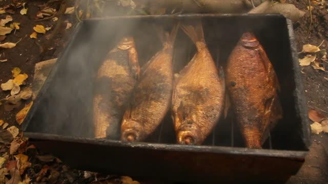 smoked fish video