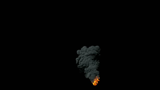Smoke/Volcano Explosion