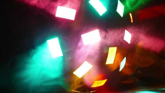 Smokey Disco Party Light video