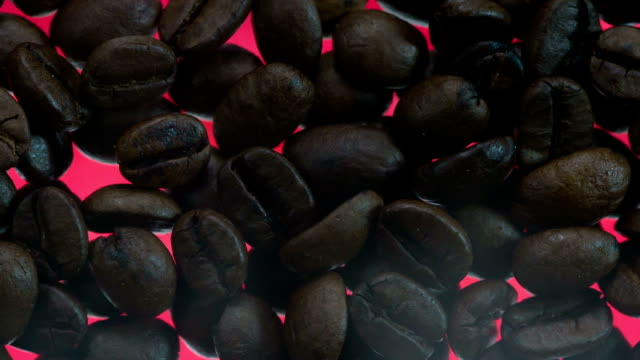 Smoky over Roasted Coffee Beans video