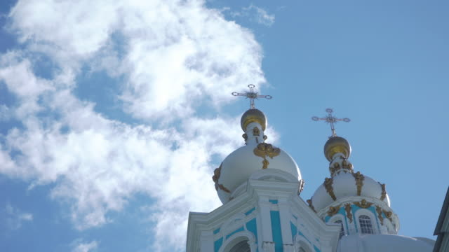 smolny cathedral video