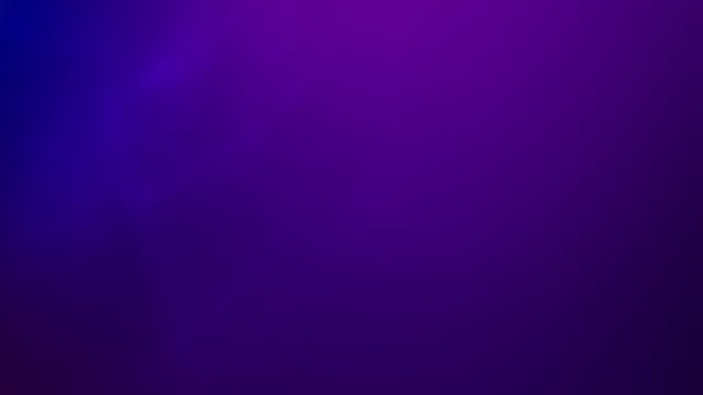 smooth, clean and abstract, looped gradient background 4k video for underwater, ocean, sky, clouds, hypnotising, organic and fairy tale concepts - purple - спокойствие стоковые видео и кадры b-roll