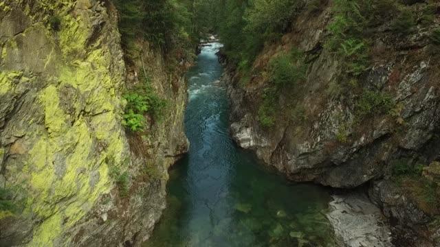 vidéos et rushes de douce rivière - sky