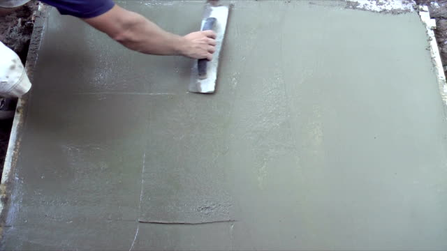 Smoothing the Concrete (HD,NTSC) video