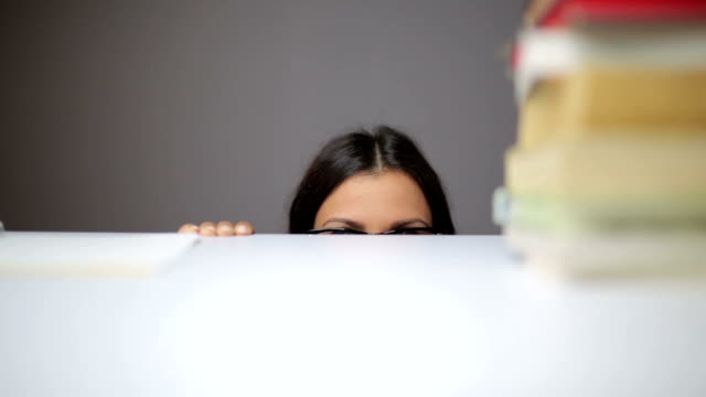 Sneaking at the office