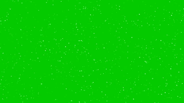 Snow with NO Camera Motion (Loop 4k + Chroma key). Add snow to your scene to make 3D look.