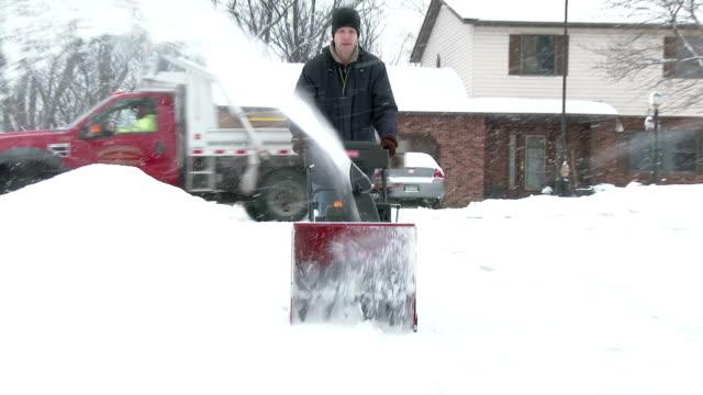 Snowblower video