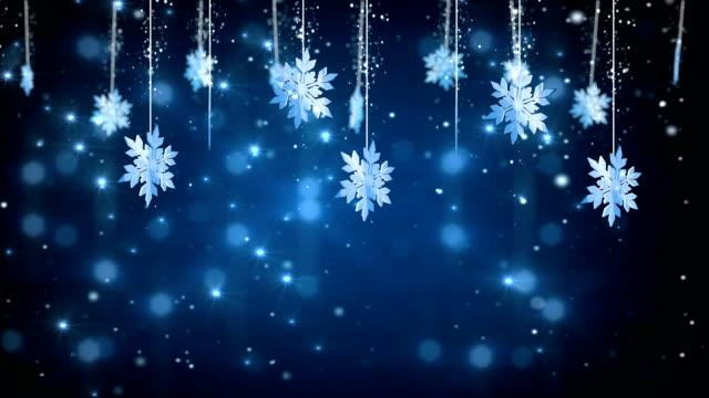 snowflake - treedeo stock videos & royalty-free footage