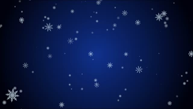 Snowflakes falling snowflakes, falling, on black background, white, snow fall background stock videos & royalty-free footage