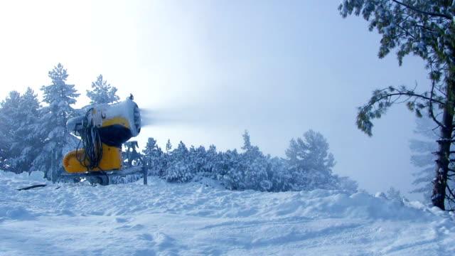 snowmaker video