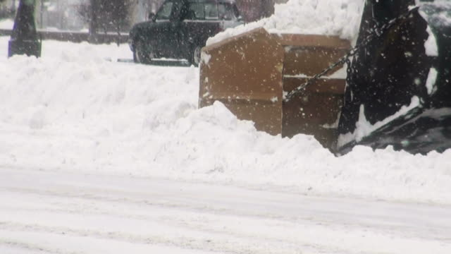 Snowplow, snow plow video