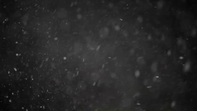 snowstom och snöflingor falla bakgrund - snöstorm bildbanksvideor och videomaterial från bakom kulisserna