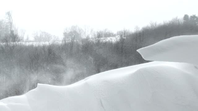 snowstorm medium video