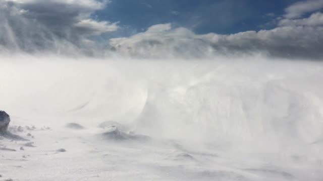 snowstorm - snöstorm bildbanksvideor och videomaterial från bakom kulisserna