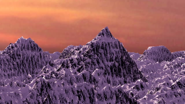 Snowy Mountains video