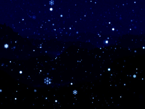 Snowy Nights video