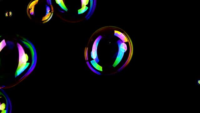 stockvideo's en b-roll-footage met zeepbel achtergrond - reus fictief figuur
