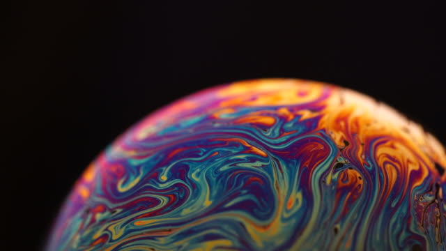 soap surface under extrem macro lens soap surface under extrem macro lens surface level stock videos & royalty-free footage