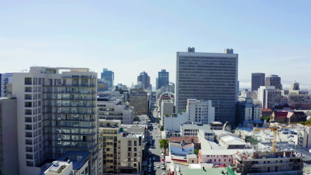 Soar with your dreams in the city 4k video footage of a city western cape province stock videos & royalty-free footage