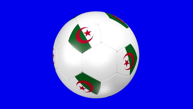soccer ball Algeria video