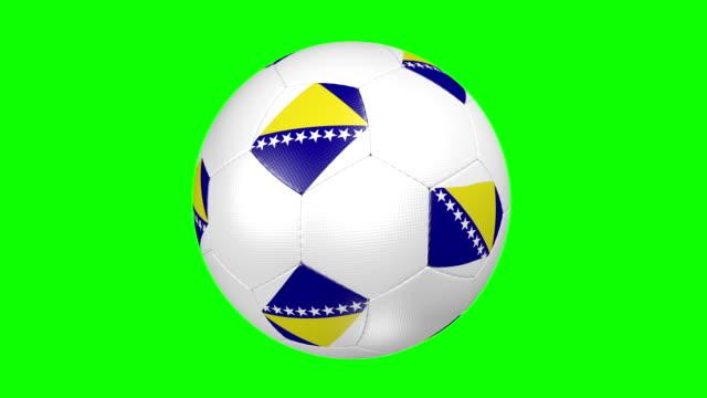 soccer ball Bosnia-Herzogovina video