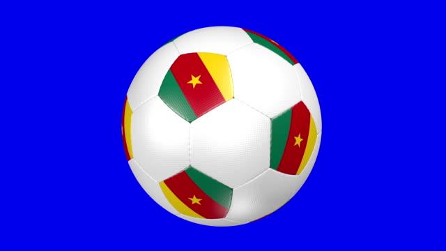 soccer ball Cameroon video