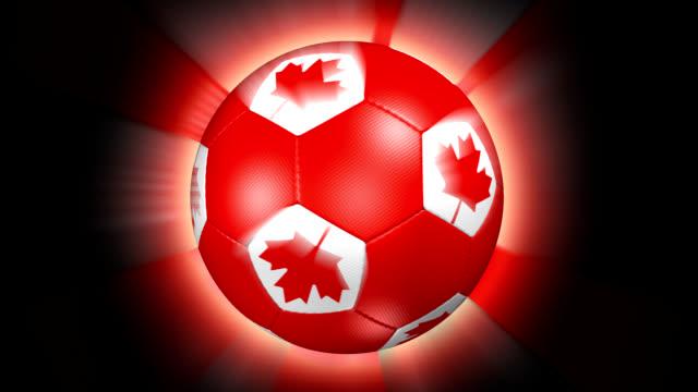 soccer ball Canada video
