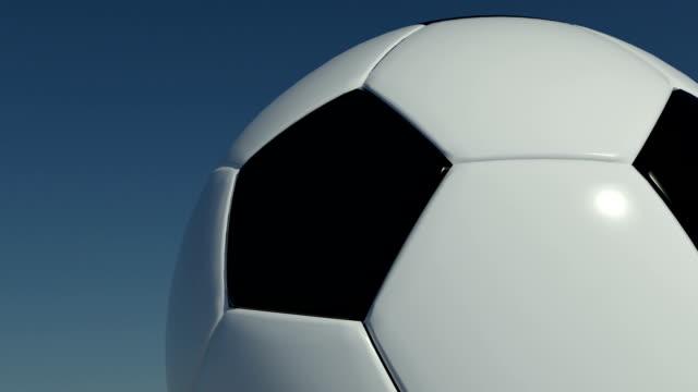 Soccer Ball Flying video