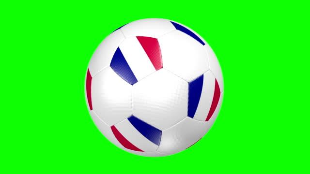 soccer ball France video